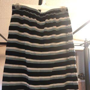 Max Studio knee length skirt
